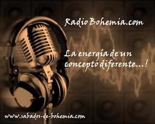 """RADIO BOHEMIA.COM.........                      """"La energía de un concepto diferente"""""""