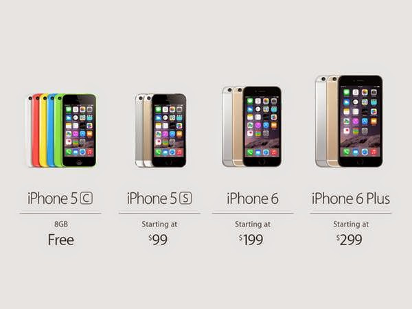 Apple IPhone 6 And IPhone 6 Plus These Important Differences 3