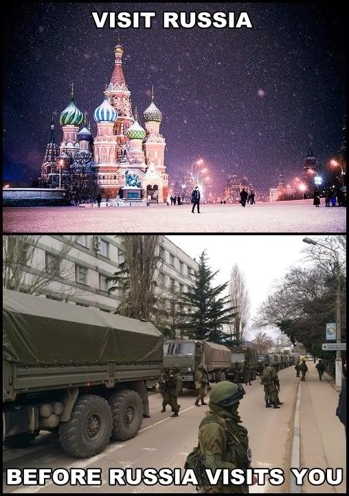 Russia, Crimea, Ukraine, Funny pictures,