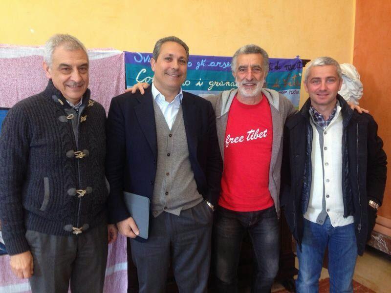 IL MINISTRO ALFANO INCONTRERA' IL SINDACO ACCORINTI