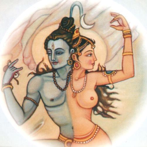 Shiva and Shakti -- the divine feminine and masculine within - Teri Degler