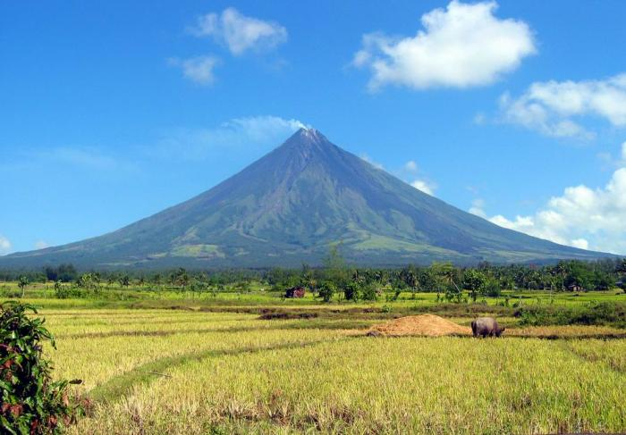 mayon volcano in philippines - photo #6