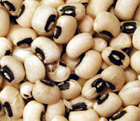 the good kind of black-eyed peas bring new year's luck