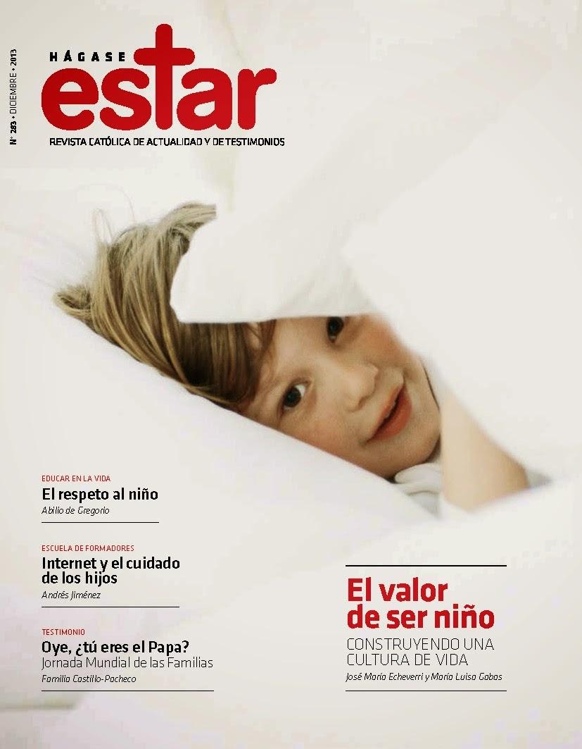 Suscríbase a la Revista ESTAR