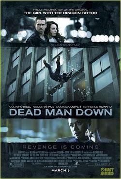 Kẻ Báo Thù - Dead Man Down (2013) Poster