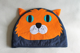 Cat Tea Cosy