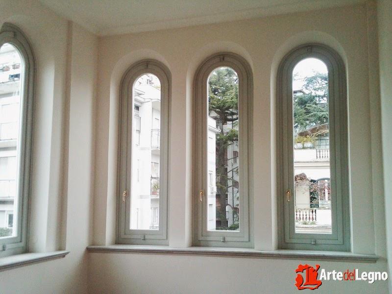 Arredamenti su misura consigli e idee finestre in legno a roma - Finestre a roma ...