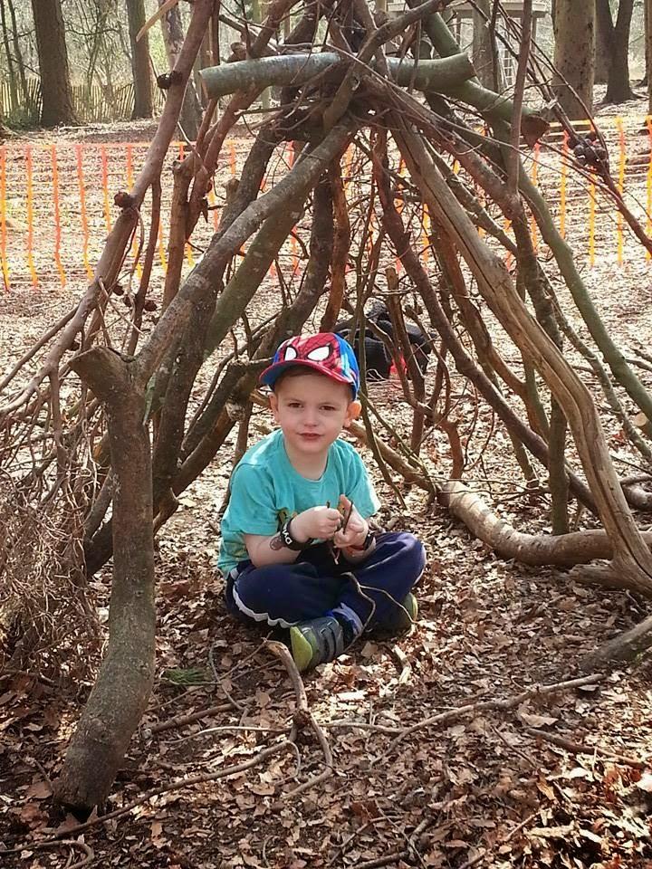My grandson, Dylan