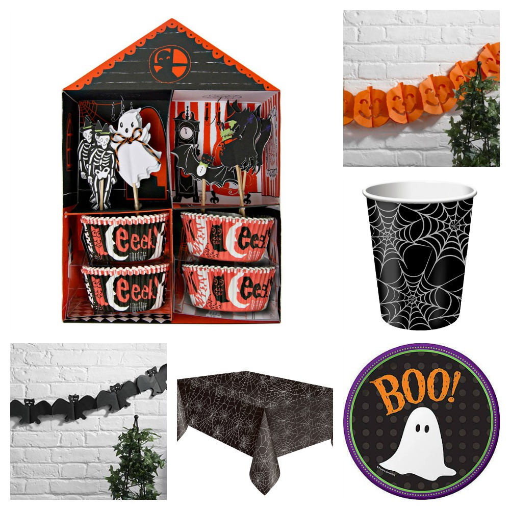 Win a Halloween Party Kit with The Party Company
