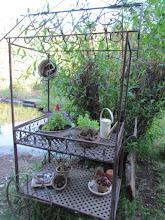 Antique Garden Cart