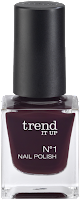 Preview: Die neue dm-Marke trend IT UP - N°1 Nail Polish 110 - www.annitschkasblog.de