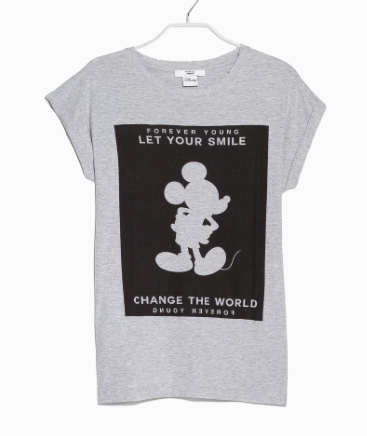 Rebajas SS 2015 fondo de armario camiseta singular
