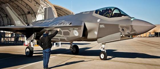 RNLAF F-35A Lightning II