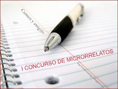 I concurso de microrrelatos