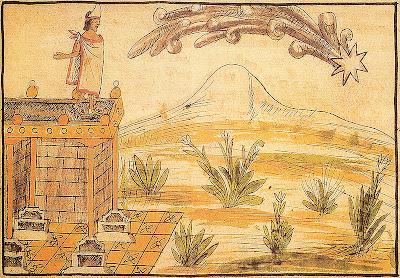 Moctezuma codice Duran