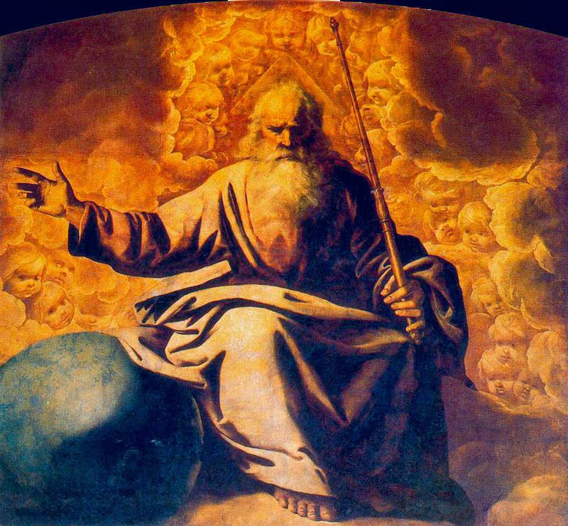 O Todo Poderoso Yahweh Rei do Universo Infinito