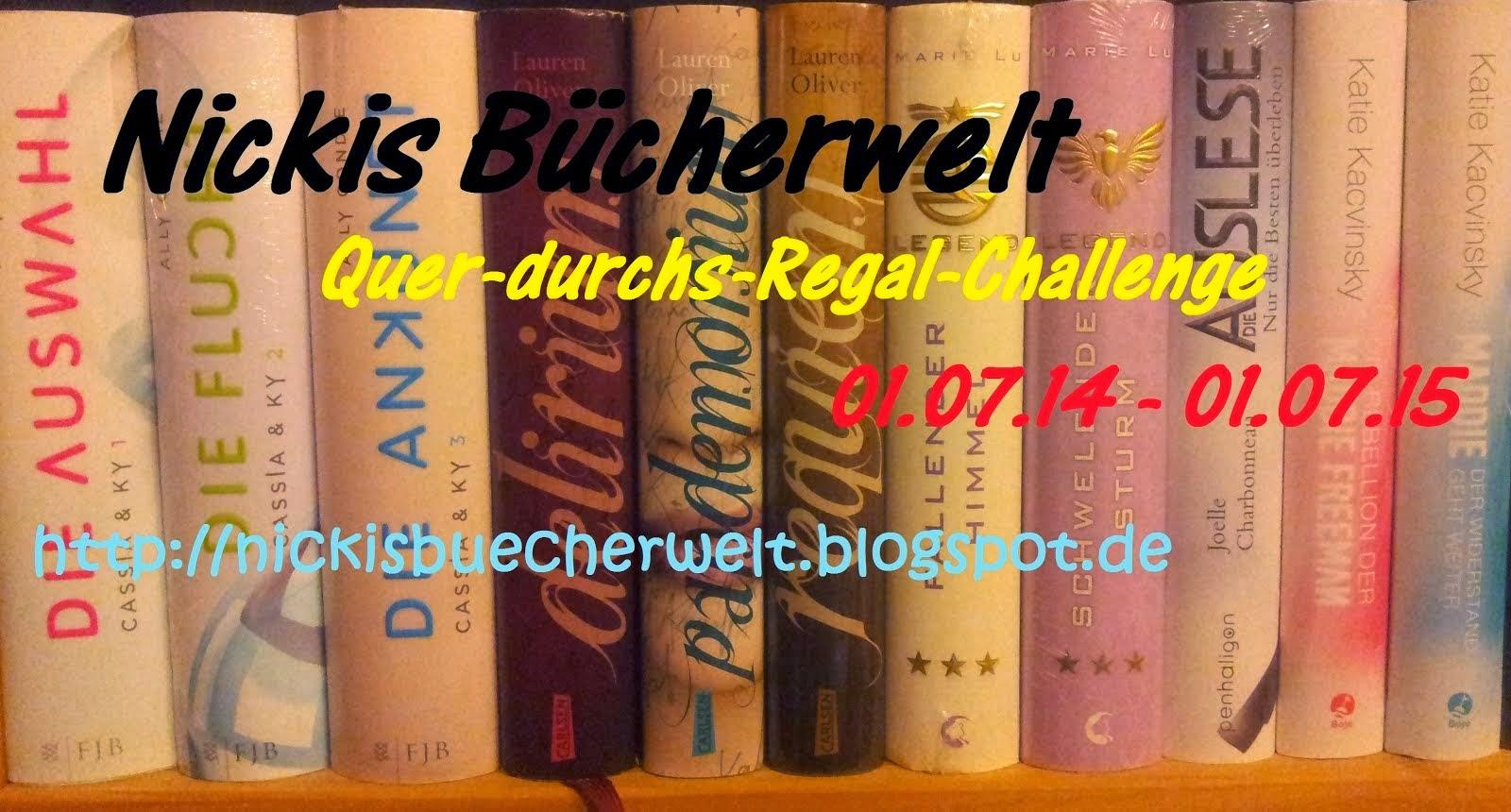 http://nickisbuecherwelt.blogspot.de/2014/06/quer-durchs-regal-challenge.html