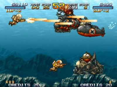 Metal Slug 3 Gameplay Youtube PC