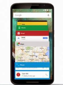 Android lollipop look and features