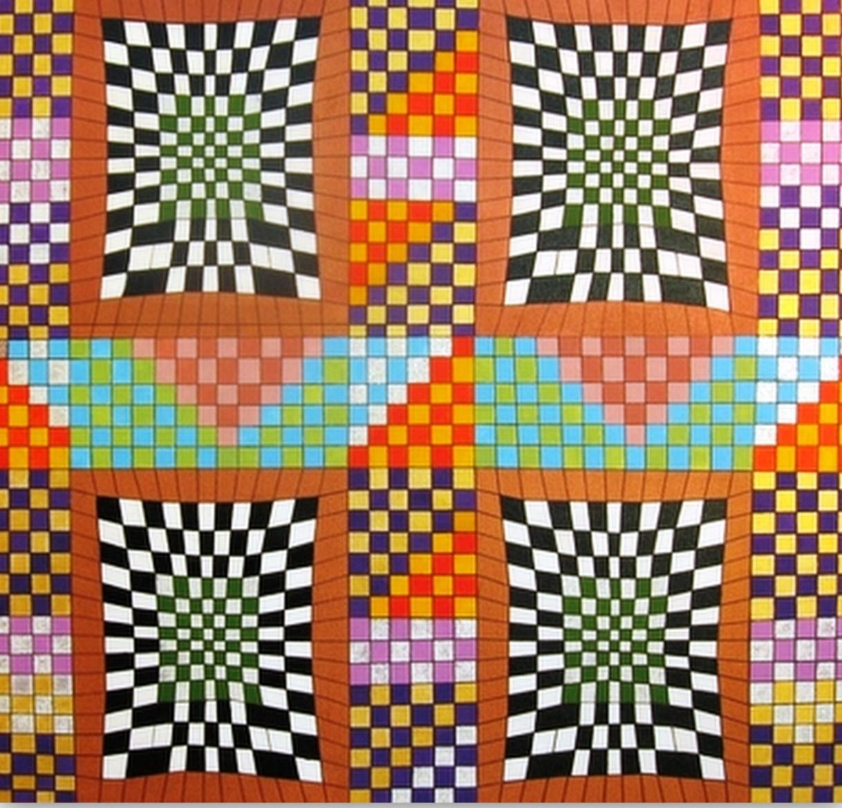 Modernos Oleos Multi-Colores | Bodegones y Paisajes Cuadros al Óleo