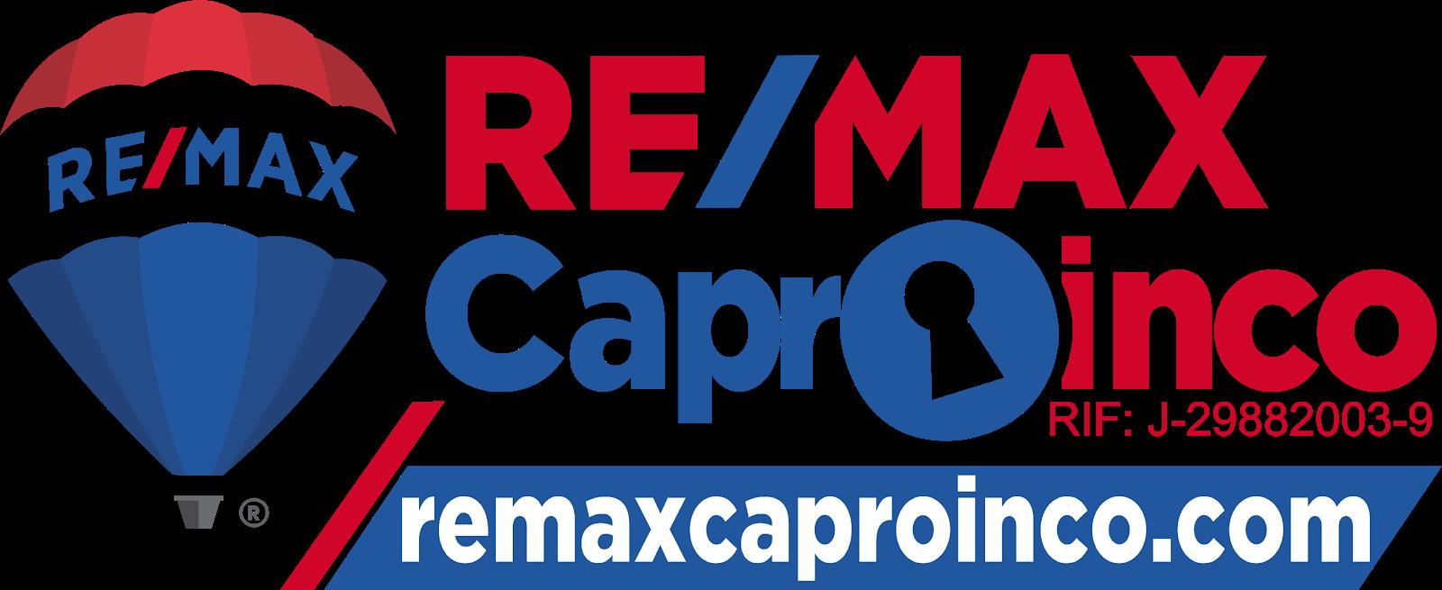 """TU MEJOR INMUEBLE en """"RE/MAX Caproinco"""" Venezuela."""