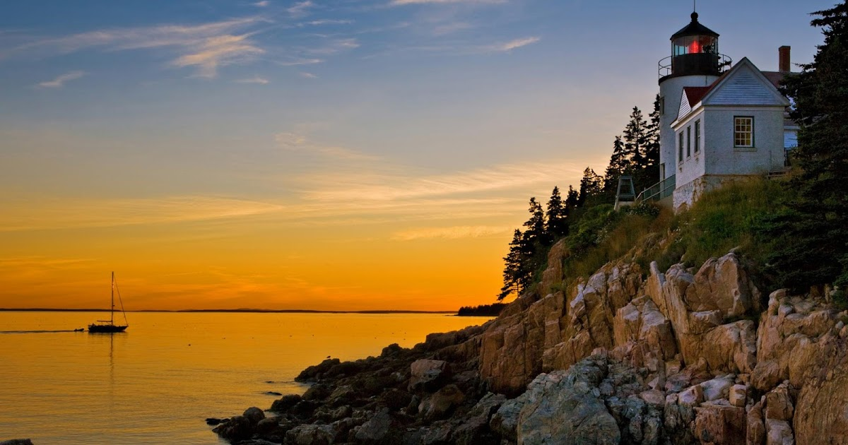 Acadia National Park Maine | Full HD Desktop Wallpapers 1080p