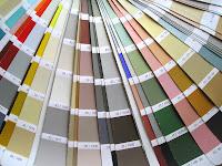 como elegir el color pared