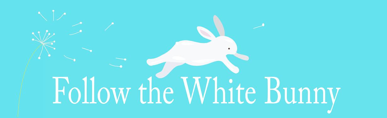 Follow the White Bunny