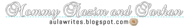 Tempahan edit/design/customize blog murah, maisarahsidi.com