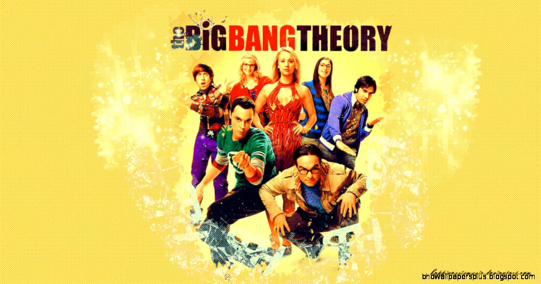 Big Bang Theory Wallpaper  This Wallpapers
