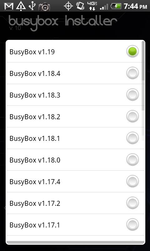 android apk free busybox installer pro v 1 1 android apk app