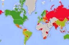 Los mejores y los peores lugares del mundo para envejecer en un mapa interactivo