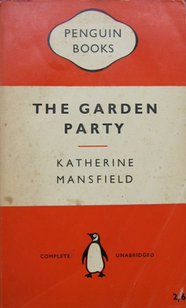the garden party by katherine mansfield essay Free essay: the garden-party the garden party is a 1922 short story by katherine mansfield it was first published in the saturday westminster.