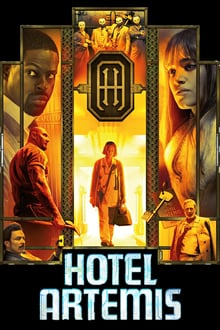 Watch Hotel Artemis Online Free in HD