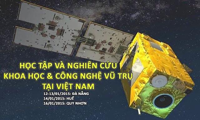 1 - Seminar: Học tập, nghiên cứu Khoa học và Công nghệ Vũ trụ tại Việt Nam