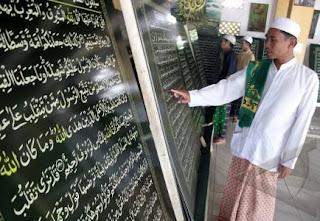 Al-Qur'an Paling Berat di Dunia - infolabel.blogspot.com