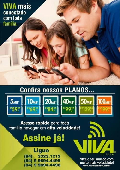 Internet para toda Família!