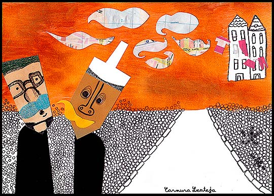 Ilustración de Carmura Lenteja