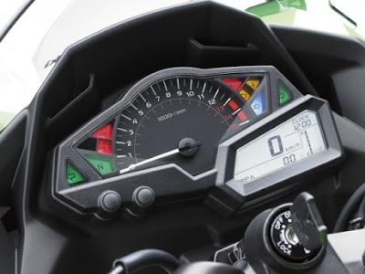 Spesifikasi New Kawasaki Ninja 250 FI