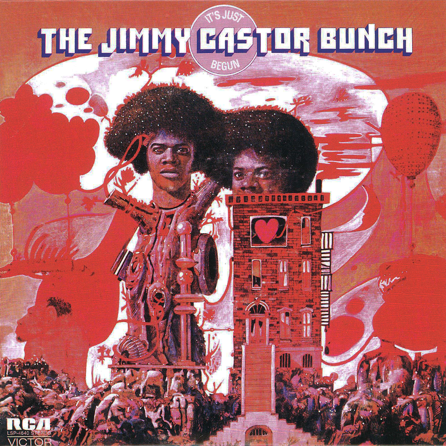 The Jimmy Castor Bunch - It's Just Begun / Phase Two