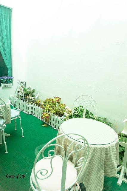 Victorian Garden Tea Room Penang