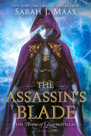 The Assassin's Blade cover