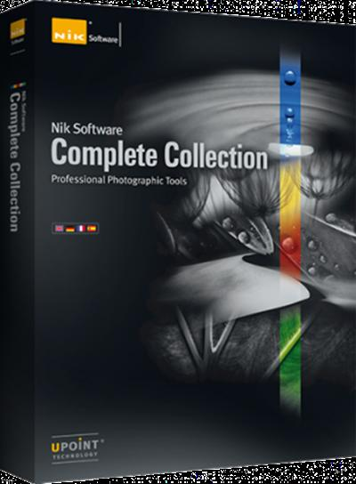 Nik Software Complete Collection 1.0.0.7 Best Photoshop plug-in