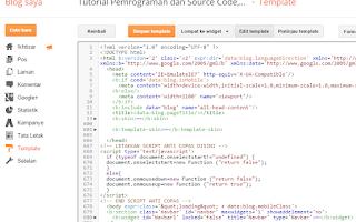 Script Anti Copas Artikel Blog, Web, Wordpress dan Blogspot Tambahkan Script Di Bawah HEAD
