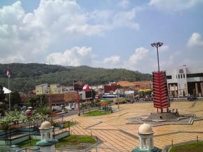 Objek Wisata Kota Banjar Patroman