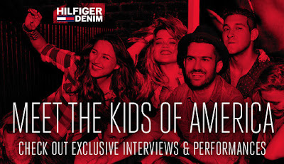 TOMMY HILFIGER CONCURSO KIDS OF AMERICA
