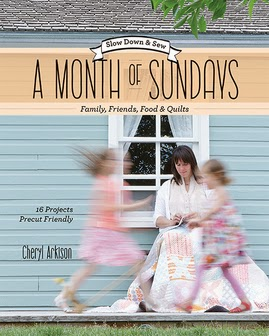 A Month of Sundays by Cheryl Arkison