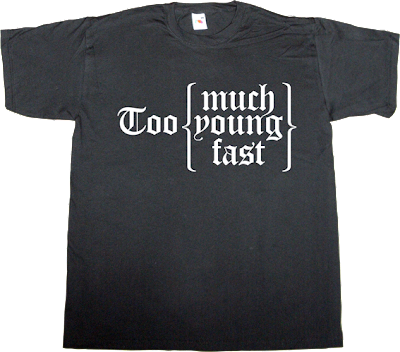 airbourne rock heavy metal philosophy t-shirt ephemeral-t-shirts