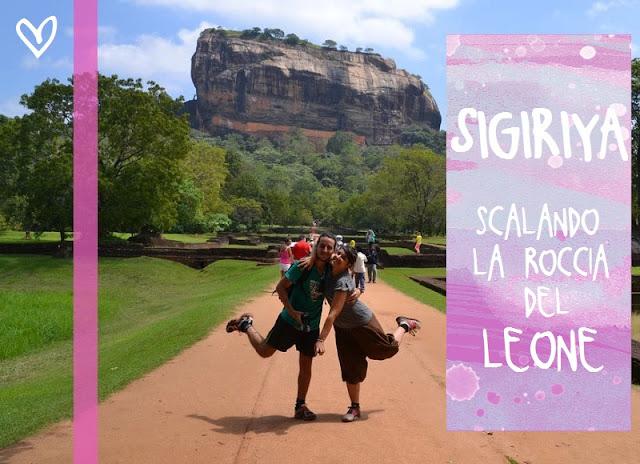 Diario di una travelholic sigiriya scalando la roccia for La roccia arredo bagno