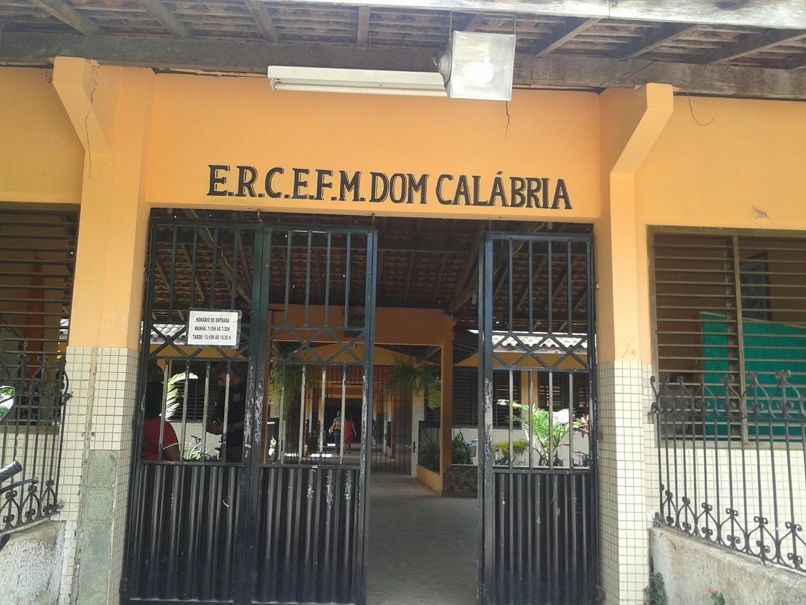 Escola Dom Calábria